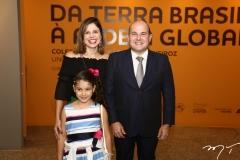 Carol Bezerra, Roberta Bezerra e Roberto Cláudio