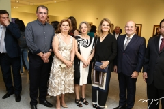 Randal Pompeu, Fátima Veras, Regina Teixeira de Barros, Lenise Queiroz e Roberto Cláudio