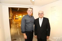 Randal Pompeu e Fernando Ximenes