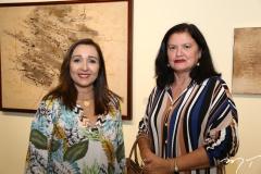 Rosanne Guerra e Helene Medeiros