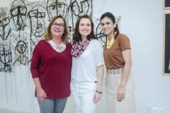 Márcia Machado, Andréa e Adriana Dall'Olio