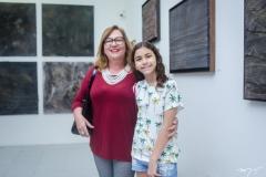 Márcia e Larissa Machado