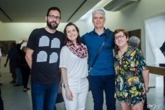 Marco Ribeiro, Andréa Dall'Olio, Leonardo  Leal e Azuli