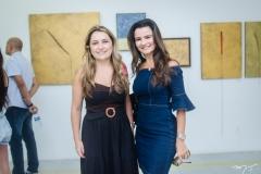 Valeria Feitosa e Lara Morais