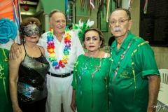 Diane e Adriano Garcia, Eliane e Bretes de Castro