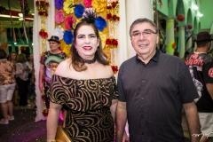 Dione e Paulo Vasconcelos