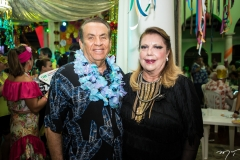 José e Nancinha Prado