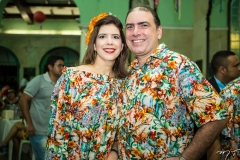 Juliana e Breno Melo