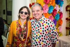 Lúcia Avelino e Chico Esteves
