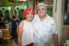 Mirza e Marcelo Feitosa