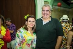 Nádia e Eduardo Gouveia