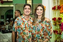 Paulo e Rachel Teixeira