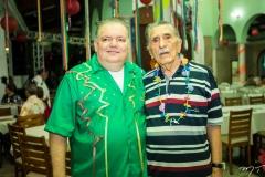 Pedro Jorge Medeiros e Expedito Borges