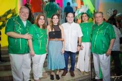 Pedro Jorge e Viviane Medeiros, Carol Bezerra e Roberto Cláudio, Yolanda e Meton Vaconcelos