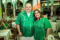 Pedro Jorge e Viviane Medeiros