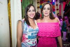 Priscila Rocha e Flávia Baiman