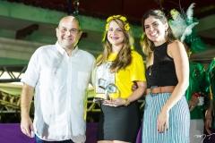 Roberto Cláudio, Sarah Câmara e Carol Bezerra