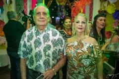 Walber e Maria Luiza Vieira
