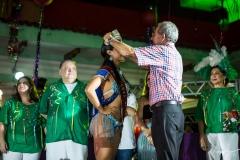 Carliane Costa e Walter Cavalcante