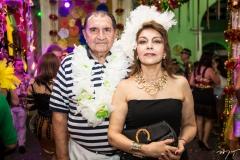 Walter e Maria Neuma Valente