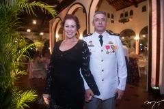 Carla Zambelli E Aginaldo Oliveira