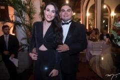 Catarina Carvão E Daniel Átila Barbosa