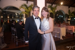 Emanuel Chaves E Aline Teles Chaves