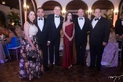Fátima  Gonçalves, Jardson Cruz, Luiz Fernando Mota, Geovana Mota, Weiber Xavier E Marcos Lage