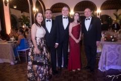 Fátima Gonçalves, Jardson Cruz, Luiz Fernando Mota, Geovana Mota E Weiber Xavier