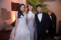 Lissa, Aline E Emanuel Teles