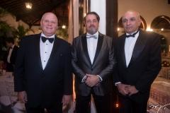 Marco Suiço, Vittorio Ghia E Linício Correa