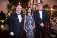 Salim Ari, Samira Suleiman E Claudio Ari