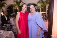 Samyra Guimarães E Norma Zélia