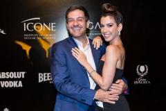 Bruno Astuto e Camila Coutinho
