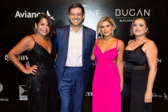 Daniela Falcão, Bruno Astuto, Juliana Santos, Thelma Rocha