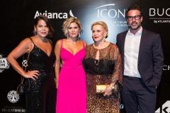 Daniela Falcão, Juliana Santos, Lilia Santos, Luciano Ribeiro