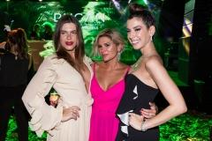 Mariana Goldfarb, Juliana Santos e Camila Coutinho