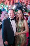 Alexandre Todeschini e Mariana Indio Da Costa