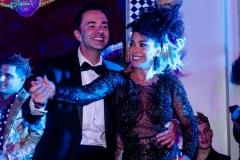 Claudia Martinez e Rui Lucato