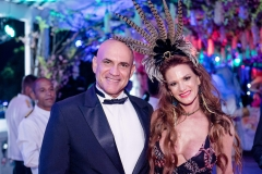 Guilherme Baltazar e Mari Vira