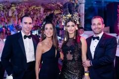 Talita Colucci, Ricardo Natal e Ana Paula Bogus e Enriqcido Mayor