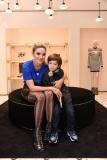 Fernanda Rolim e filho