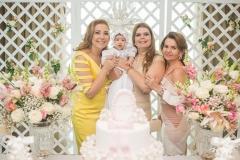 Andréa Delfino, Liz Borges, Danielle Pinheiro e Sônia Praça
