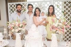 Arthur Viana, Daniel Borges, Liz Borges, Aline Borges e Deborah Bandeira