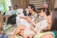 Batizado de Liz Borges