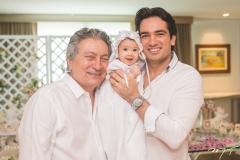 Euvaldo Bringel, Liz e Daniel Borges