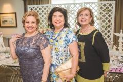 Ila Bezerra, Paula Brasil e Angélica Bezerra