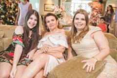 Lívia Pinheiro, Sônia Praça e Danielle Pinheiro