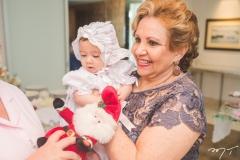 Liz Borges e Ila Bezerra