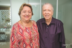 Maria Dolores e Augusto Borges